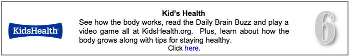 Go To KidsHealth.org