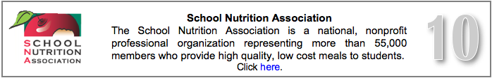 Go To School Nutrition Association Website