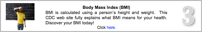 Go To Body Mass Index